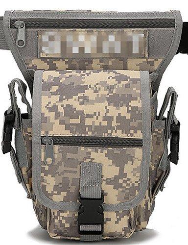 ZQ 20L L Hüfttaschen / Tourenrucksäcke/Rucksack Camping & Wandern / Klettern Draußen / Legere Sport Wasserdicht / tragbar / Multifunktions acu color