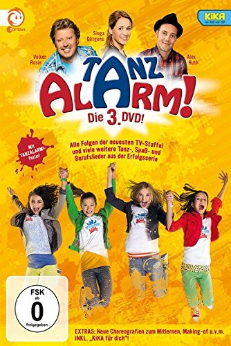 Tanzalarm! - Die dritte DVD