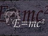 1art1 84516 Albert Einstein - E = mc² Poster Kunstdruck 80 x 60 cm