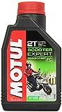 Motul 101254 Scooter Expert 2T, 1 L