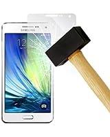 VEOSHOP® Protection Ecran Samsung Galaxy S6 film en Verre Trempé Premium Anti Chocs et Casse, Anti empreintes digitales et gras, bords arrondis,dureté max 9H, haute définition 99%, VEOSHOP