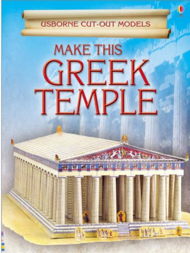 Make This Greek Temple (Usborne Cut Out Models)
