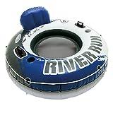 INTEX River Run Schwimmring Luftmatratze ,Schwimmsessel  135 cm