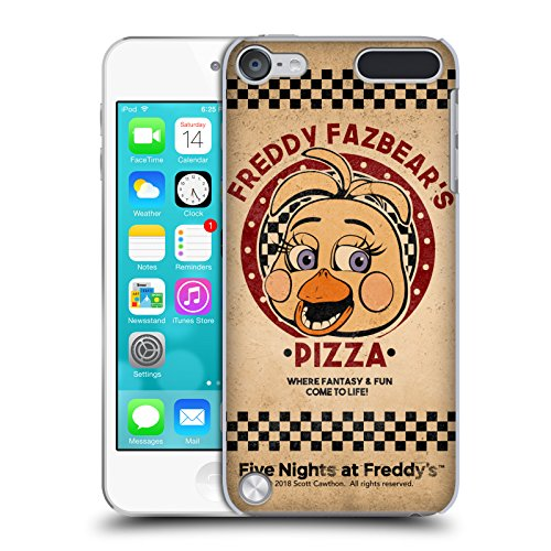Official Five Nights At Freddy's Toy Chica Freddy Fazbear's Pizza Hard Back Case for Touch 5th Gen / Touch 6th Gen