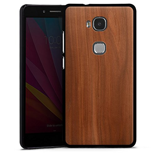 DeinDesign Huawei Honor 5X Hülle Case Handyhülle Kastanie Holz Look 5 X Hard Case