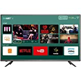 Kevin 124 cm (49 inches) Full HD LED Smart TV KN49FHD (Black) (2019 Model)