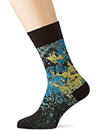 Burlington Abstract Structure, Chaussettes Homme