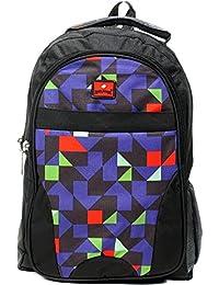 Paradise Canvas Black School Bag- Pack Of School Bags Kids School Bags School Bag For Boys