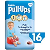 Huggies Small Pull-Ups for Boys 8-15kg 16 per pack
