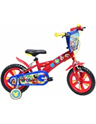 Mickey Mouse - Bicicleta con ruedines (Disney)