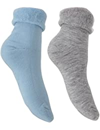 Pertemba Global 2 pares de calcetines térmicos para dormir