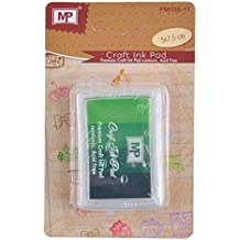 MP PM198-11 - Tinta de scrapbooking, color verde