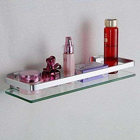 FEI&S baño sanitario estanterías de cristal con monopolares y bipolares