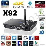 SIEX92 Android 7.1 4K TV Box 3G/16G BT 4.0 Amlogic S912 UHD 4K JIO TV Support Set Top Box X96 Mini TX3 Mini Tanix Android TV Box