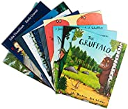 Julia Donaldson X10 Books Pack (with Carry bag)