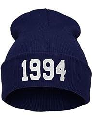 ✿♥ Hommes Femmes Chapeau, Ularmo® Laine Bonnet Bouffant Hiver Chaud Tricot de Ski Crâne Slouchy Casquettes ♥ ✿