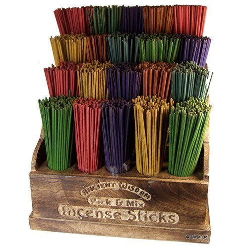 incense limited 100 MIXED SCENT INCENSE STICKS