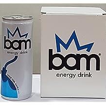 Bam Energy Drink - 250ml (Confezione da 4 Lattine)