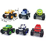 Genießen Spielzeug Modelle Fahrzeuge Auto Verkehrsmodelle Monster Truck Kunststoff Spielzeugauto für Kinder ab 3 Jahren
