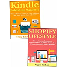 Home-Based Passive Profits: Homebased Business Ideas of Writing Kindle Books or Selling Drop Ship Products from Shopify (English Edition)