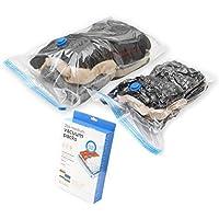 15x Staubsauger Vakuumbeutel SET Vakuum Aufbewahrung Beutel 60x50cm für Kleidung