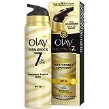 Olay - Total effects, 7 - in - 1 hidratante y serum duo, factor de protección solar 20 - 40 ml