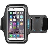 "iPhone 7 Armband, iPhone 6S Armband, Bestwe Neoprene Sports Jogging Armtasche iPhone 7 6S 6 (4.7"") Tasche Oberarmtasche Schutz Hülle Etui Case"