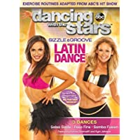 Dancing With The Stars: Sizzle & Groove Latin Dance [DVD] by Karina Smirnoff
