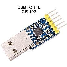 USB zu TTL Modul CP2102Seriell Konverter