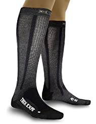 X-Socks Trekking Expedition Long, Calze Uomo, Antracite, 42/44