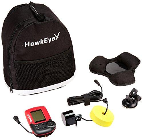 Hawkeye ft1pxi fishtrax 1x iceshack Kit Norcross Marine