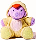 Adorable Humphrey\'s Corner Soft Toy Dressed Up in Easter Suit (Humphrey in Yellow Chick Suit)