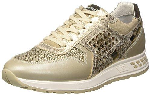 Nero Giardini P717220d, Sneaker a Collo Basso Donna Beige (505)