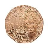 5 Euro Kupfermünze Österreich