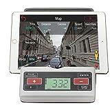 SportPlus Ergometer mit App-Steuerung und Google Street View, Bluetooth Brustgurt kompatibel, Benutzergewicht bis 110 kg, 9 kg Schwungmasse, SP-HT-9500-E - 3