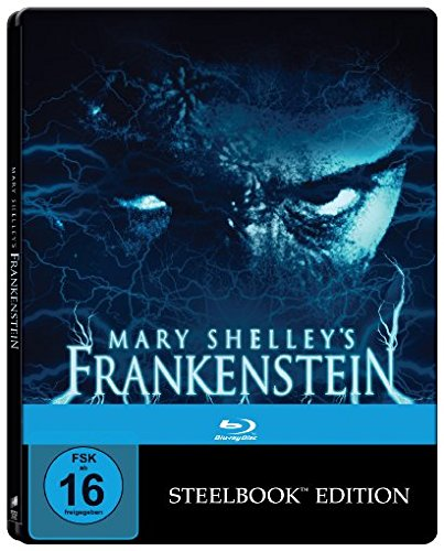Mary Shelley's Frankenstein - Steelbook [Blu-ray]