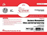 Model Solved Scanner CS Foundation Programme (2017 Syllabus) Paper-2 Business Management Ethics and Entrepreneurship