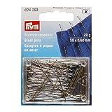 Prym Consu PRYM gerade Pins, silber, 20g