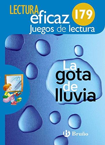 La gota de lluvia Juego de Lectura: 179 - 9788469615249 por Equipo de Lectura Eficaz