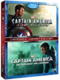 Captain America : The First Avenger + Le soldat de l'hiver [Blu-ray]