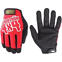 Seibertron Wear Touch screen Sport Hunting Full Finger All-Weather Tactical Original Military Shooting Gloves Paintball Sniper Gloves for Army Tactical Gear Red M