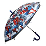 #6: Clasiko Spiderman Print Kids Umbrella; Light Weight; Attractive Design; Durable