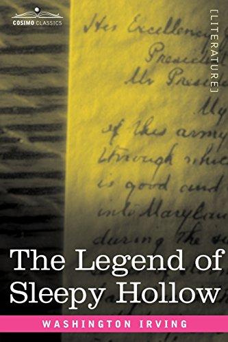 The Legend of Sleepy Hollow (Cosimo Classics Literature)