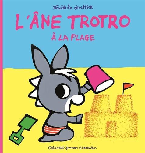 L'Ane Trotro<br /> L'âne Trotro à la plage