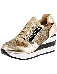 katt_brand - Zapatos de cordones para hombre, color marrón, talla 40