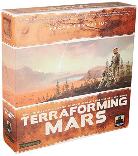Preisvergleich Produktbild Stronghold Games STG06005 - Terraforming Mars, Familien Strategiespiel (ENGLISCH)
