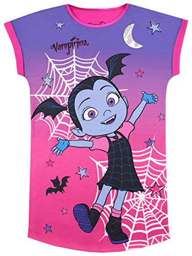 Disney Mädchen Vampirina Nachthemden Mehrfarbig 116