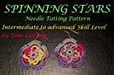 Spinning Stars Needle Tatting Pattern