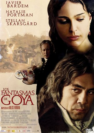 Goya's Ghosts [Region 2]