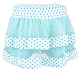 Cute Polka Dots Punkte Tüll TÜTÜ Kids Swing Skirt
